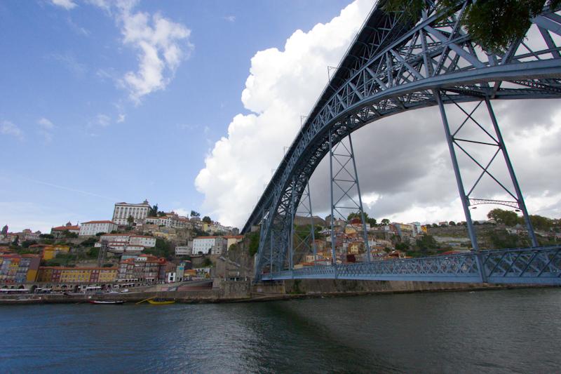 September Cruise on the Prinsendam: Porto, Portugal.
