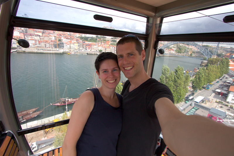 September Cruise on the Prinsendam: Porto, Portugal.