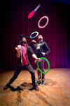 Halle Juggling Convention 2014: NJF 2015 Promo.