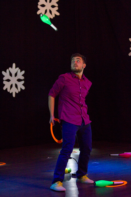 Juggling On Ice 2015: Gala Show