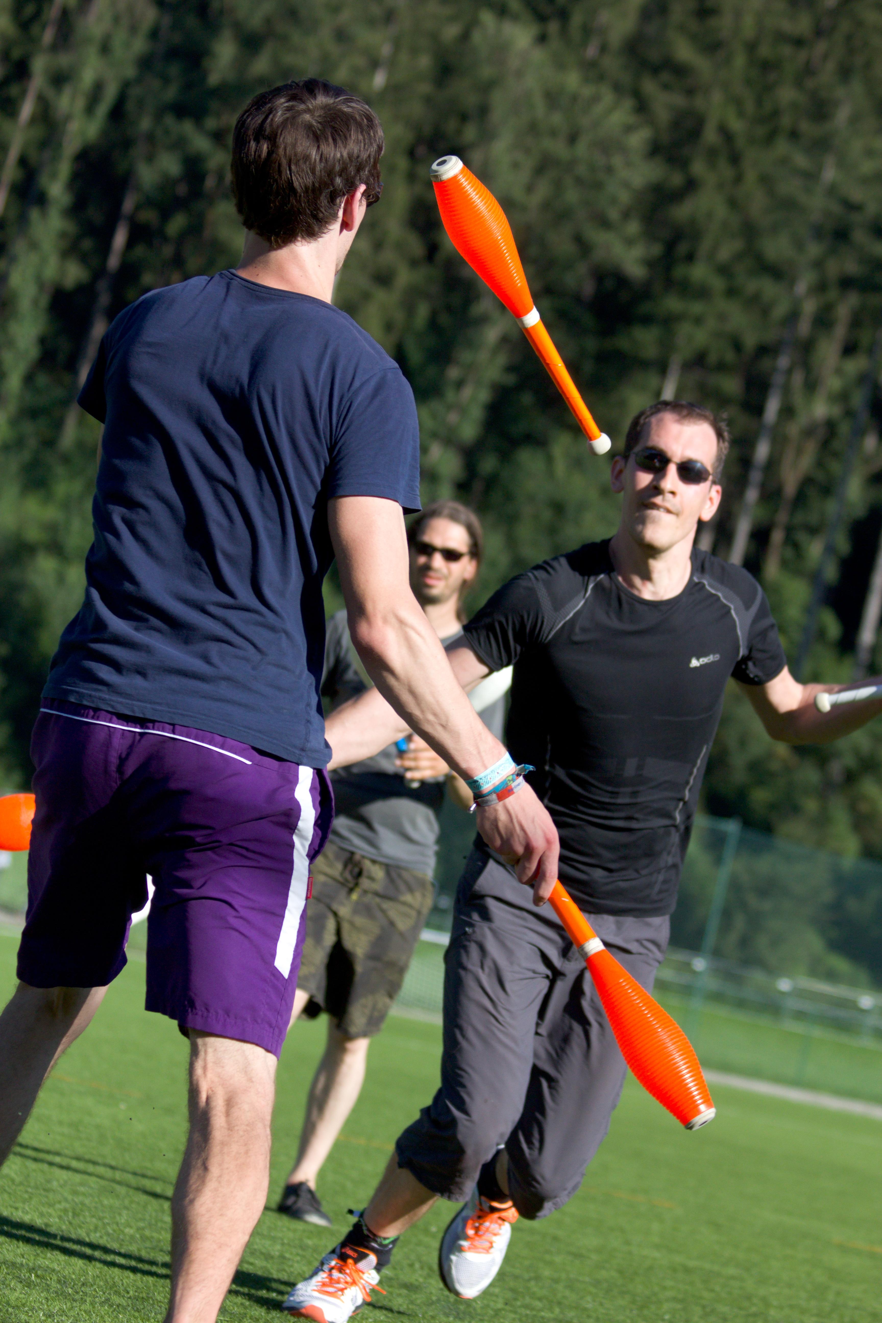 EJC 2015 Bruneck - Monday August 3rd: Team Combat Final.