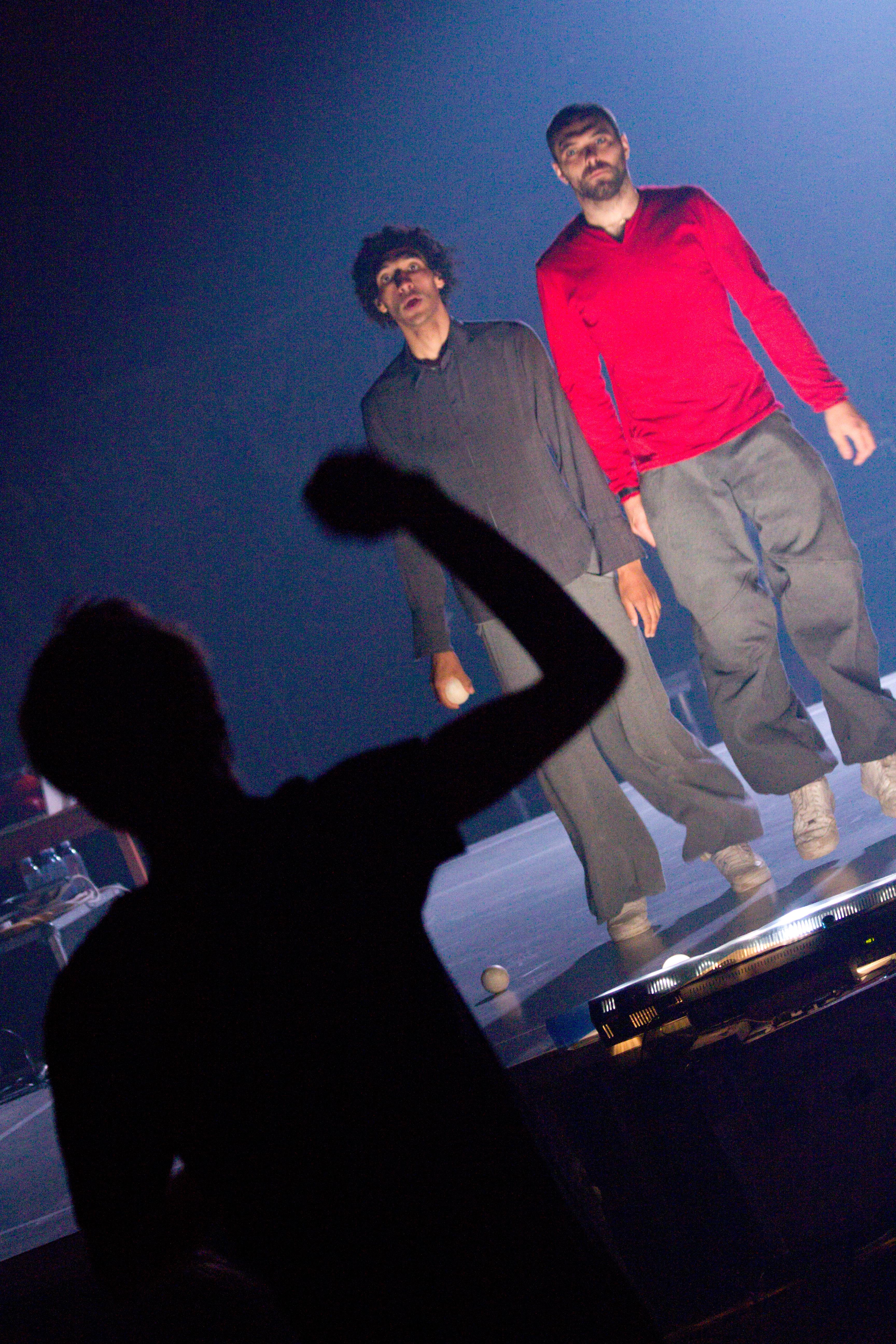 EJC 2015 Bruneck - Monday August 3rd: Defracto Show.