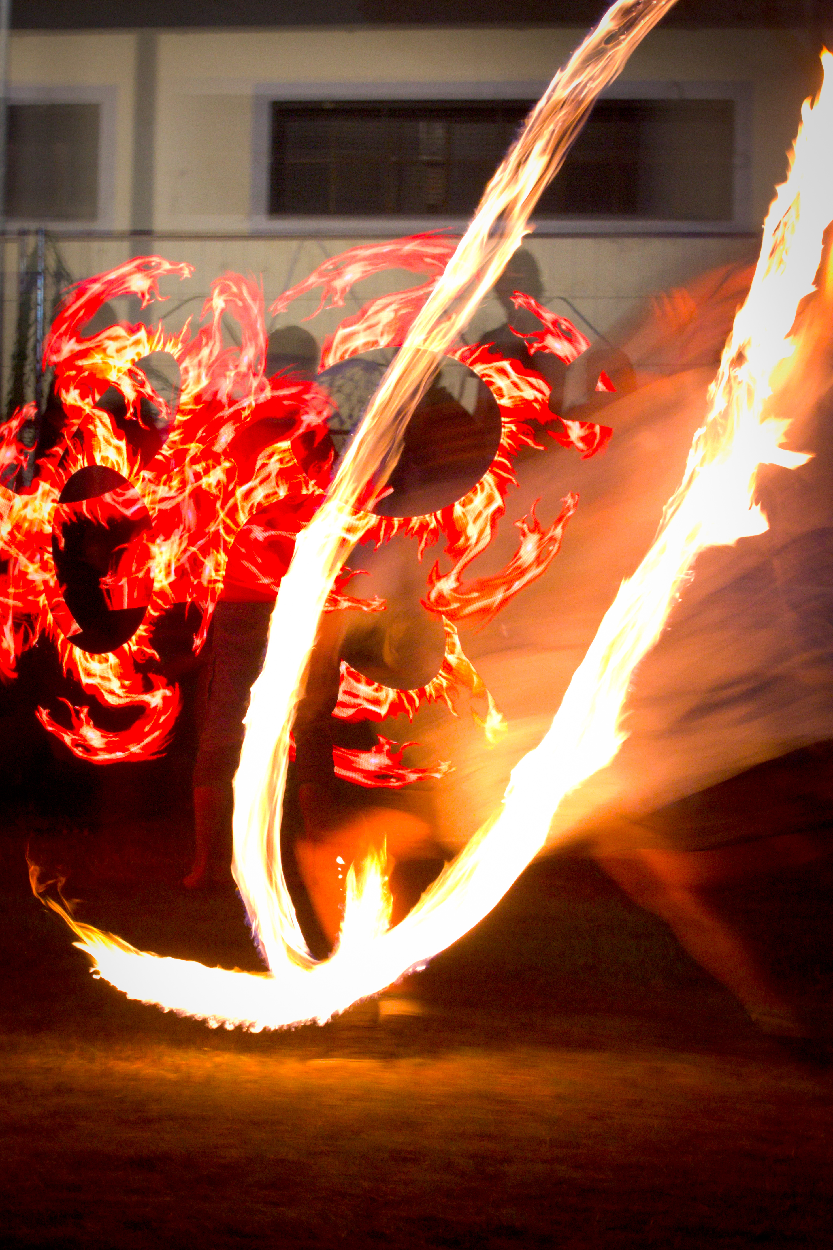 EJC 2015 Bruneck - Monday August 3rd: Fire Space.