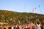 EJC 2015 Bruneck - Thursday August 6th and Friday August 7th: Games, the tossup, and late night juggling on the soccer field.