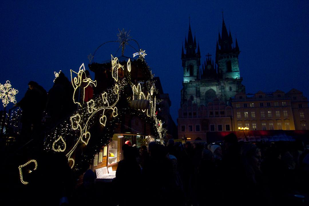 99 Random Photos I Forgot to Share Since October 2014: Prague visit.