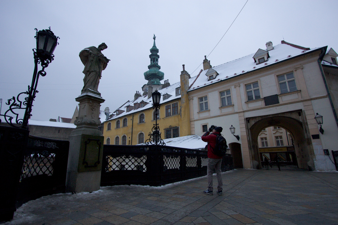99 Random Photos I Forgot to Share Since October 2014: Bratislava visit.