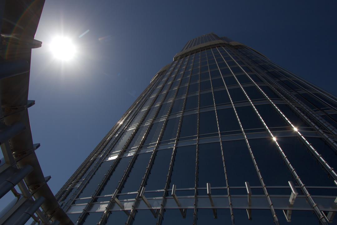 99 Random Photos I Forgot to Share Since October 2014: Burj Kalifa, Dubai.