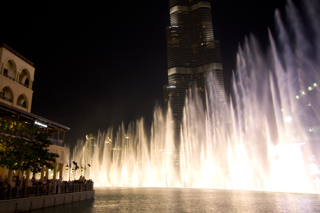 99 Random Photos I Forgot to Share Since October 2014: Burj Kalifa, Dubai.