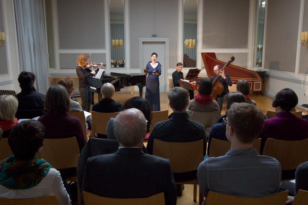 99 Random Photos I Forgot to Share Since October 2014: Juliane Kunzendorf Diploma Concert.