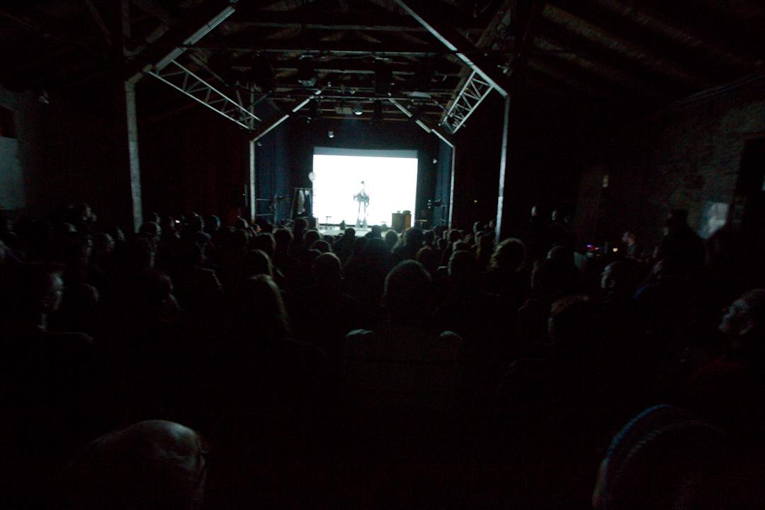 99 Random Photos I Forgot to Share Since October 2014: Matthias Romir solo show.