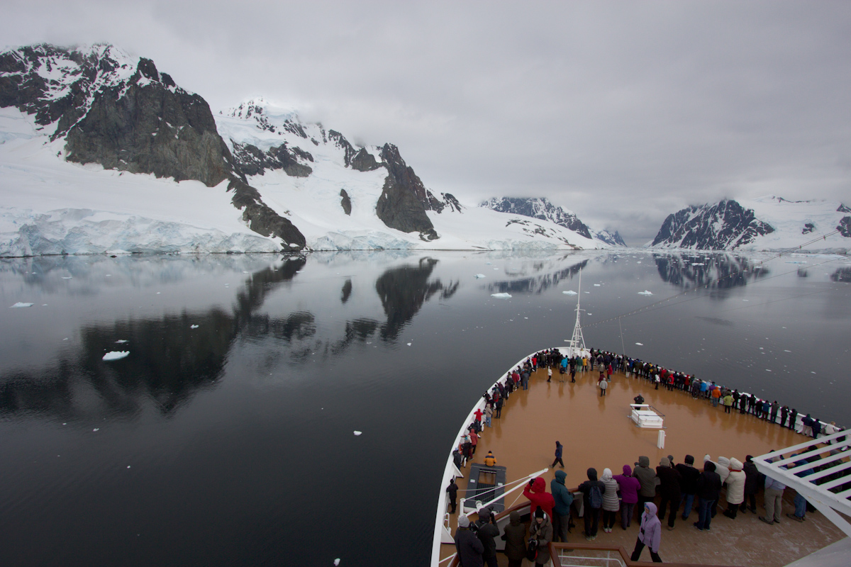 January 2016 Antarctica and Falklands: Antarctica