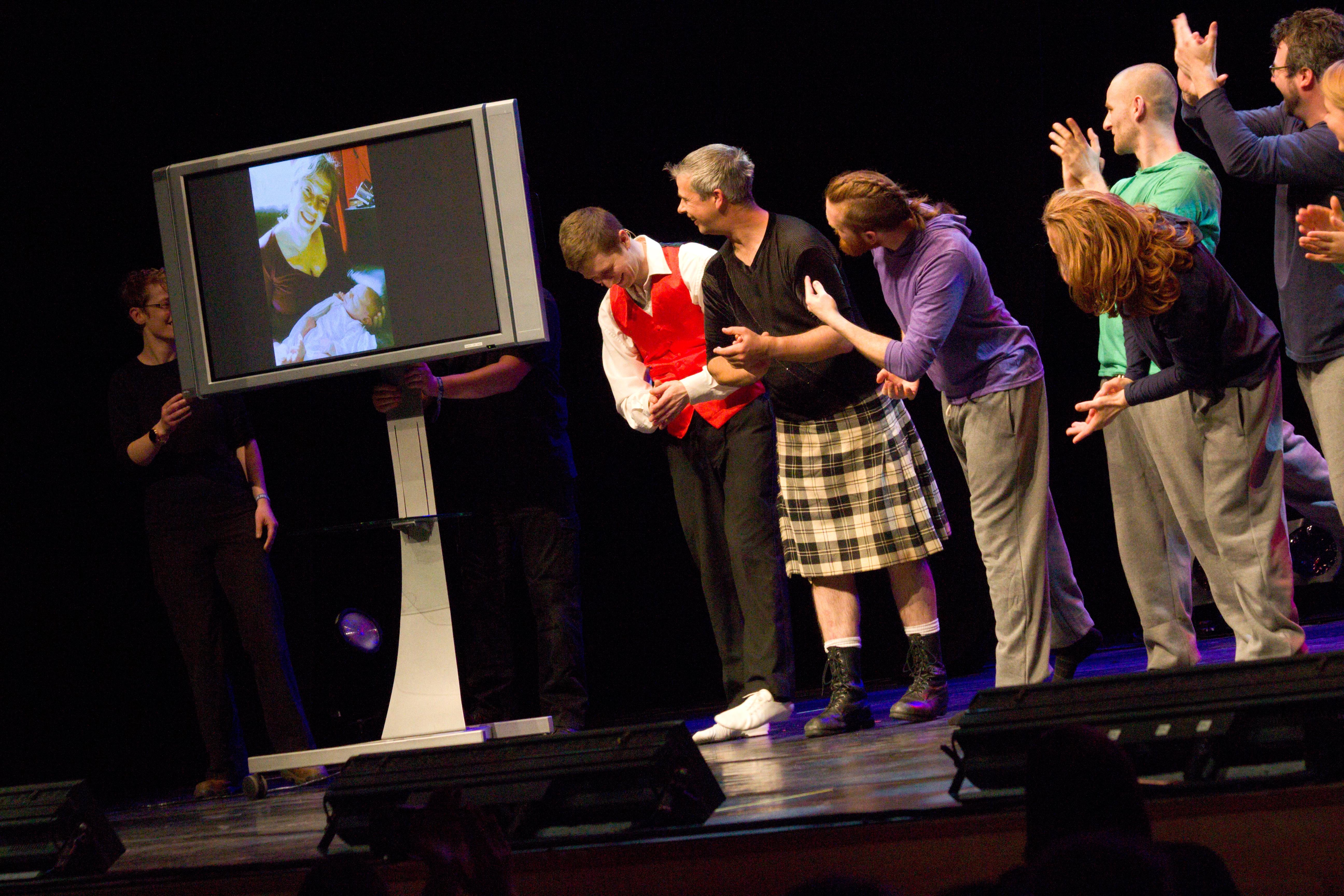 BJC 2016 Perth: BJC 2016 Public Show.