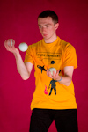 BJC 2016 Perth: British Young Juggler of the Year.