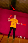 BJC 2016 Perth: British Young Juggler of the Year.