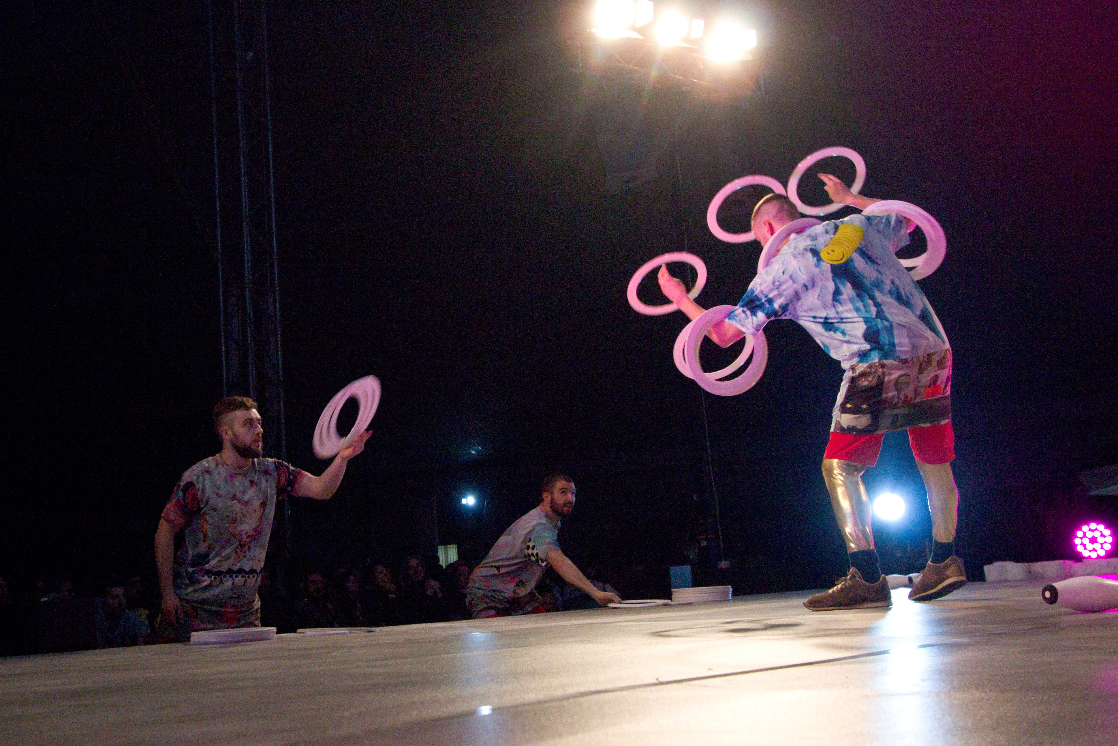 Brianza Juggling Convention 2016: Gala Show.