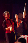 Brianza Juggling Convention 2016: Traditional circus show by the Accademia D'Arte CircenseI di Verona.