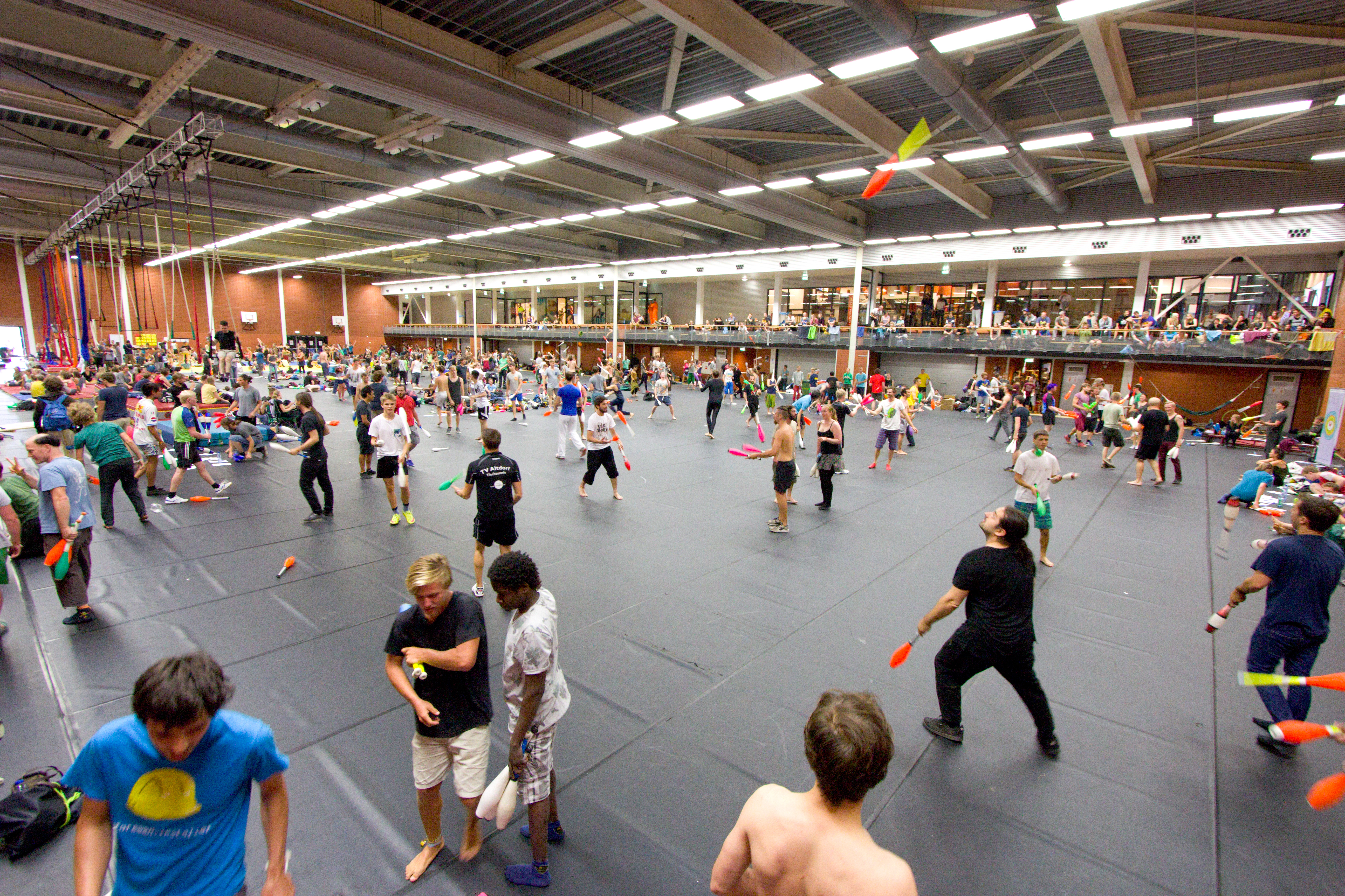 EJC 2016 Almere Days 4 and 5 - Combat and Wednesday Open Stage: Fight Night Combat Qualifications.