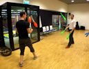 EJC 2016 Almere Days 4 and 5 - Combat and Wednesday Open Stage: Warming up before Fight Night.