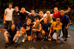 EJC 2016 Almere Days 4 and 5 - Combat and Wednesday Open Stage: After the Fight Night.
