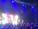 EJC 2016 Almere Days 6 and 7 - Diabolo Battle and Friday Open Stage: The bar tent on Friday night with the band