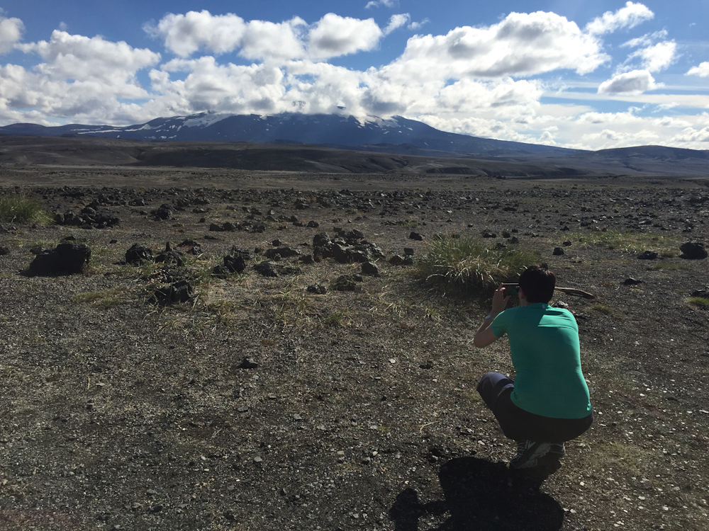 Iceland Adventure with Juliane and Luke: Hekla