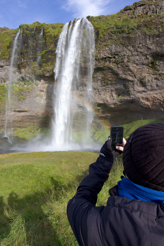 Iceland Adventure with Juliane and Luke: Seljalandsfoss