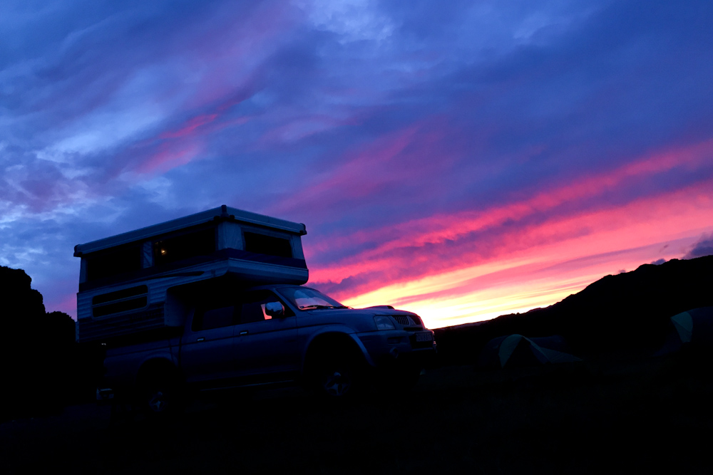 Iceland Adventure with Juliane and Luke: Thorsmork National Park