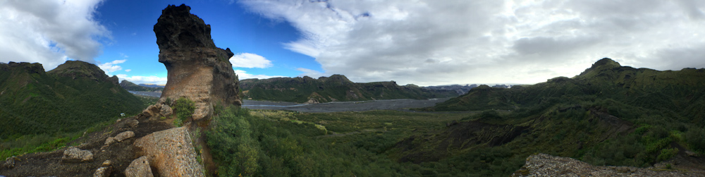Iceland Adventure with Juliane and Luke: Thorsmork National Park