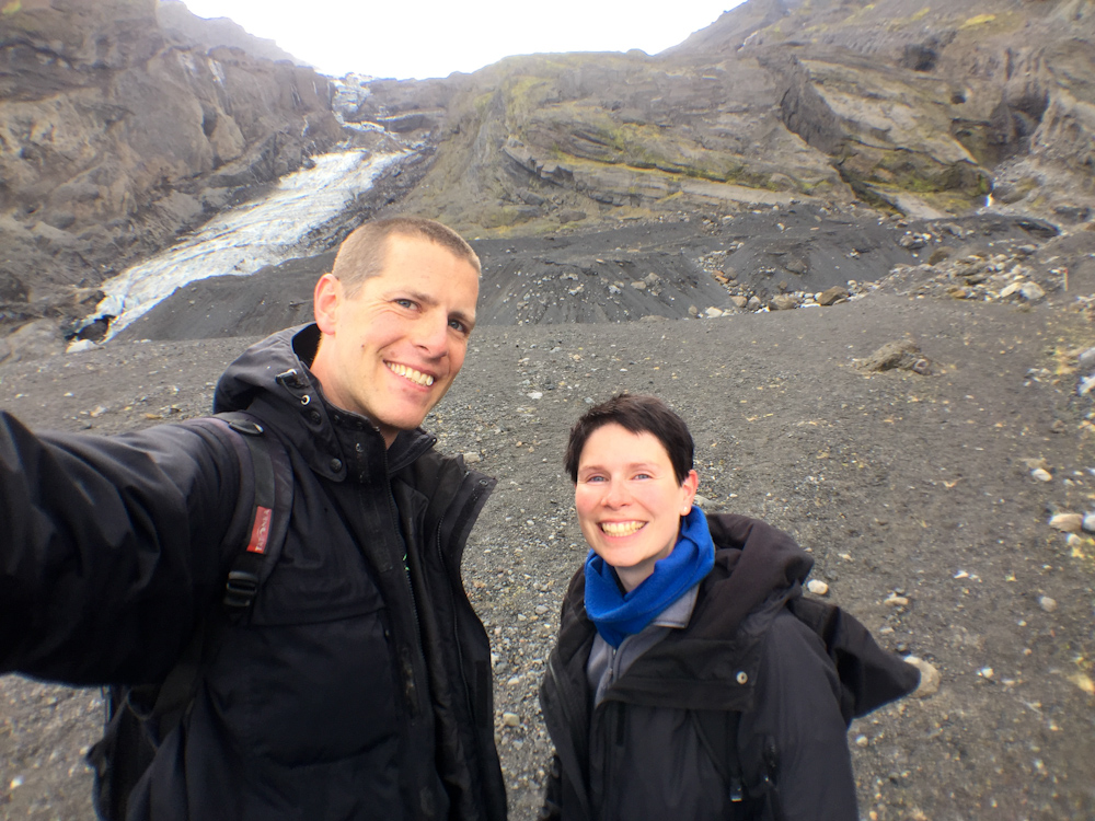 Iceland Adventure with Juliane and Luke: Eyafjallajökull