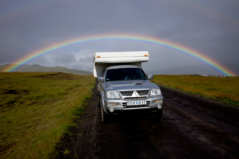 Iceland Adventure with Juliane and Luke: The F208