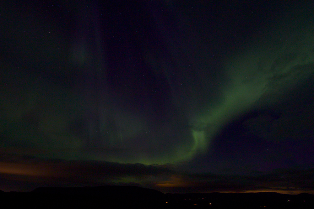 Iceland Adventure with Juliane and Luke: More Nothern Lights