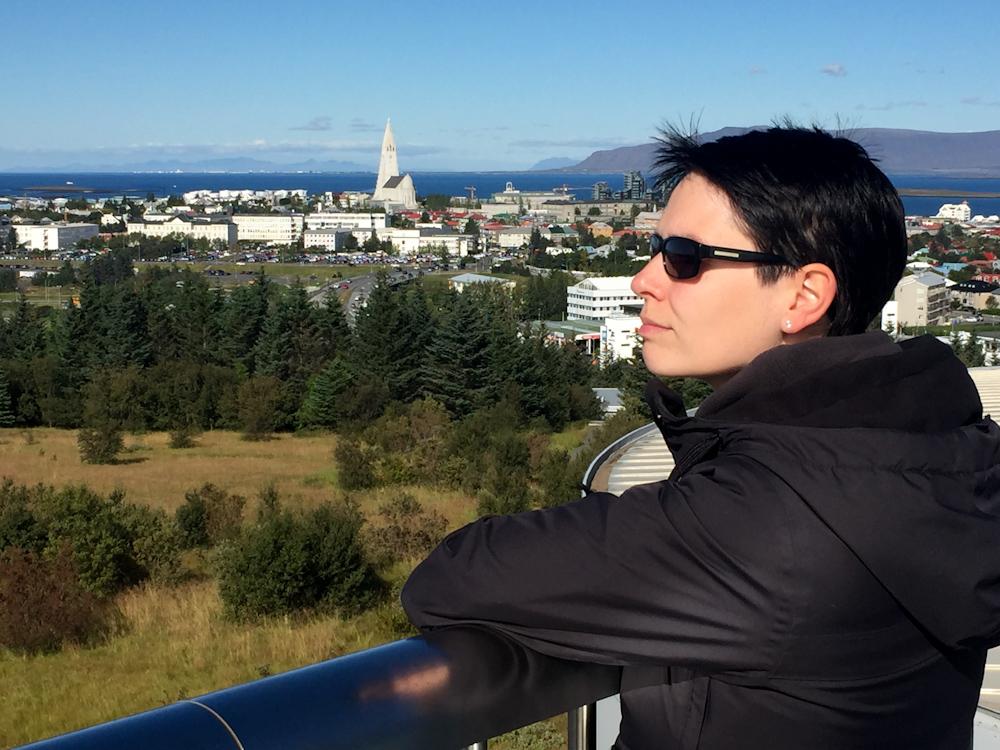 Iceland Adventure with Juliane and Luke: Perlan