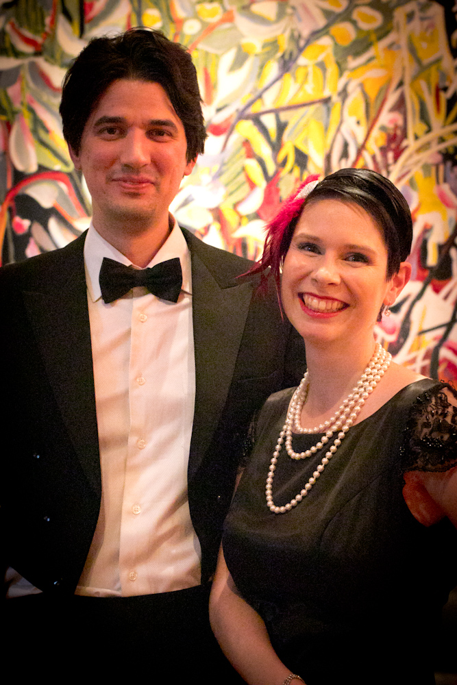 Satie Privat: Juliane Kunzendorf and Jakub Sawicki.