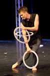 Berlin Juggling Convention 2018 Gala Show: Photos by Luke Burrage.