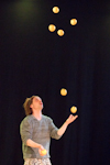 Berlin Juggling Convention 2018 Open Stage: Photos by Luke Burrage.