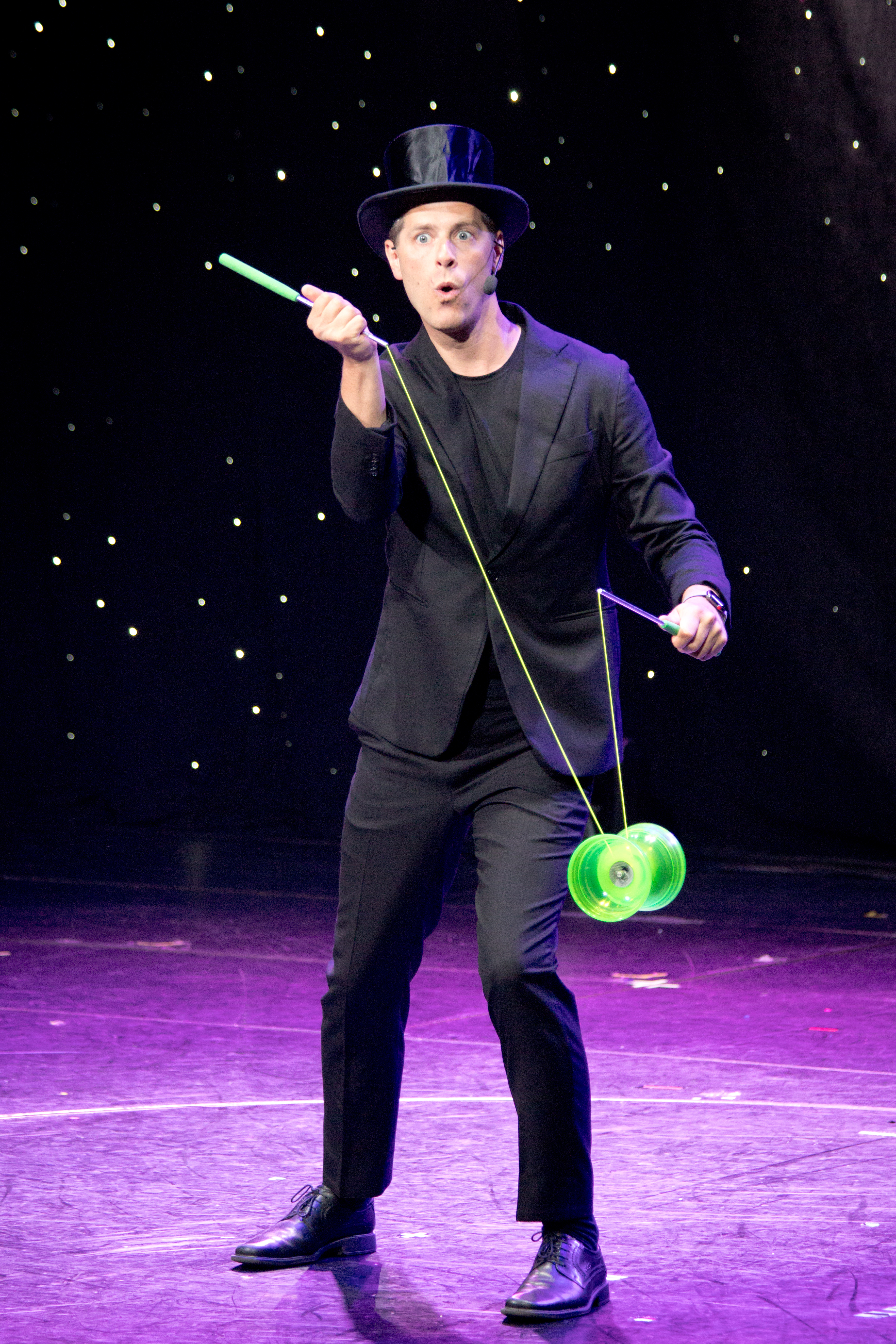 Luke Burrage Juggling Show 2018: no description.