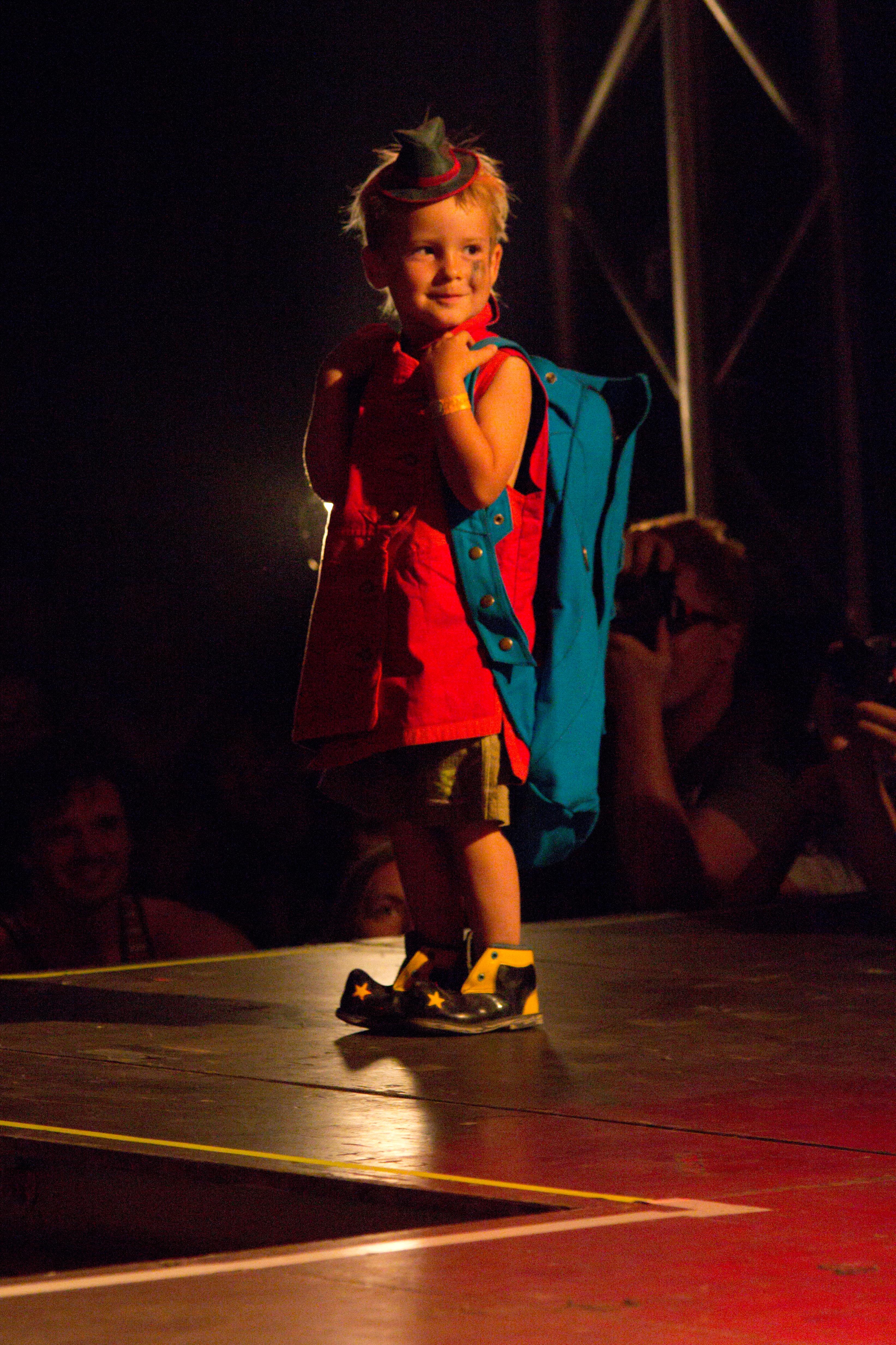 EJC 2012 day 5: House of Intrika Fashion Show.