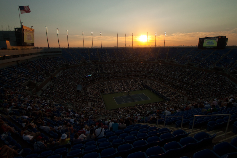 US Open Tennis.
