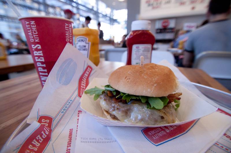 Day 3: Schnipper's Burger.